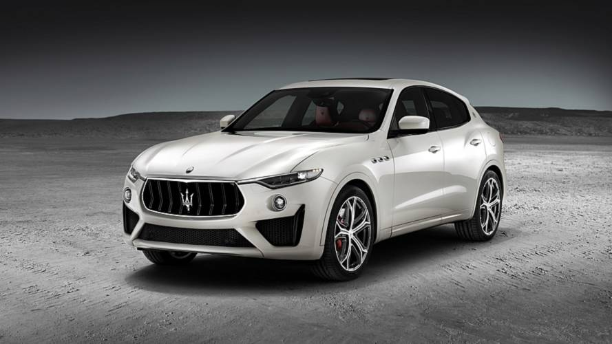 2019 Maserati Levante GTS Debuts At Goodwood FoS With 550 HP