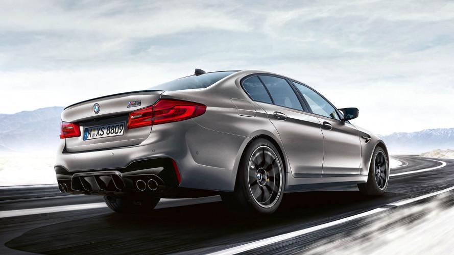 BMW M5 Competition, quella da 625 CV