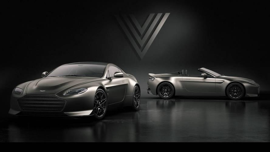 Aston Martin V12 Vantage V600, 600 beygir gücü ile geliyor