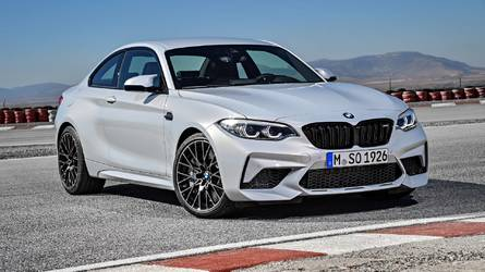 Most Expensive BMW M2 Competition Costs $67,120