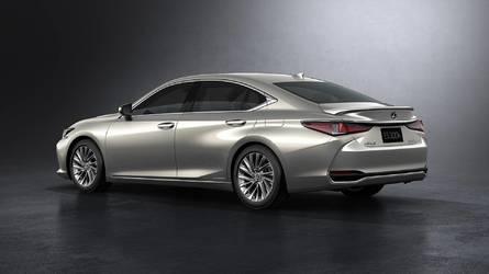 Lexus ES 2019: una nueva berlina híbrida, que llegará a finales de año