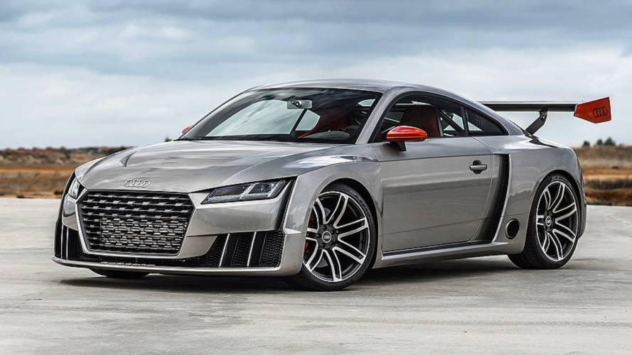 Audi TT e tutte le sue concept