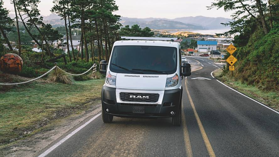 2019 Ram ProMaster And ProMaster City