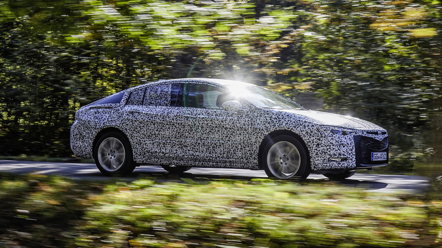 2017 Opel Insignia Grand Sport, 2018 Holden Commodore detailed [UPDATE]