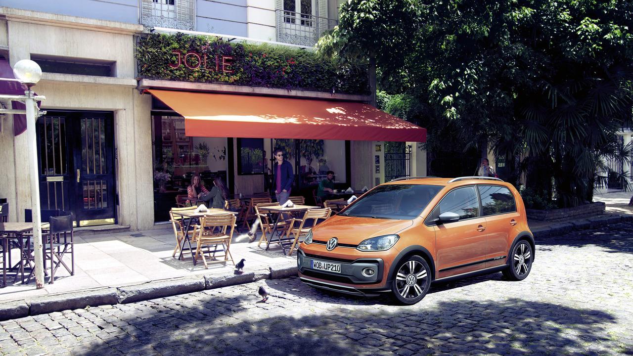 Volkswagen Cross Up! 2017