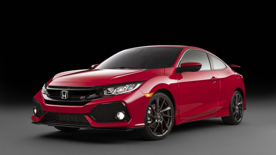 2018 Honda Civic Si Torque Output Leaked