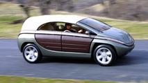 2001 Mitsubishi S.U.P. concept