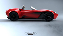 Jannarelly Design-1 hardtop