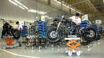 Produção de motos cai 18,6% em agosto, mas expectativa é de retomada