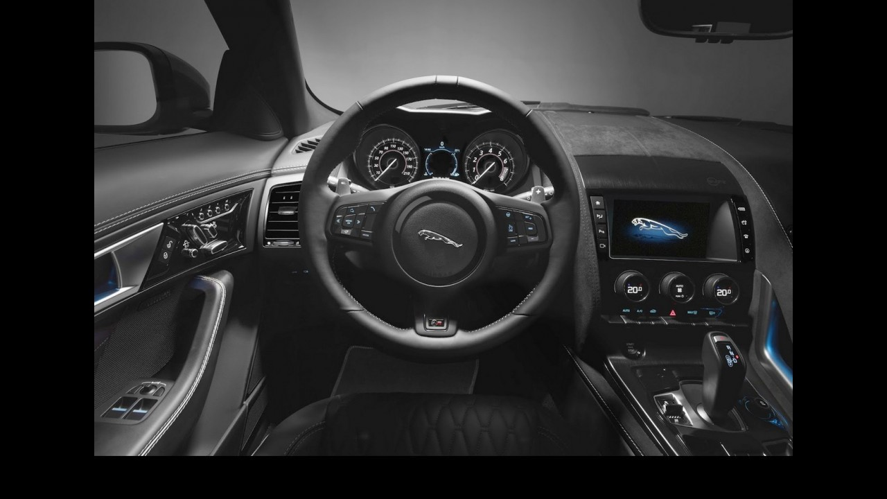 Jaguar F-Type SVR: apresentação e início de pré-venda no Salão do Automóvel
