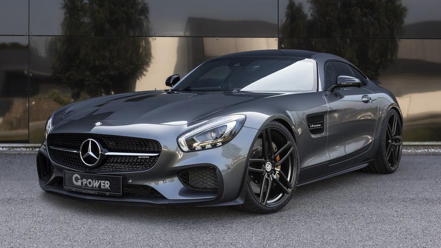 G-Power'ın 610 bg'lik Mercedes-AMG GT'si