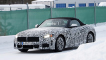 La future BMW Z5 2018 en photos espion