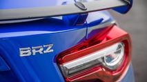Makyajlı Subaru BRZ