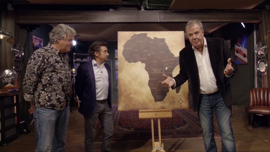 Grand Tour Trio's Production Company Banked Over $10M In Profit