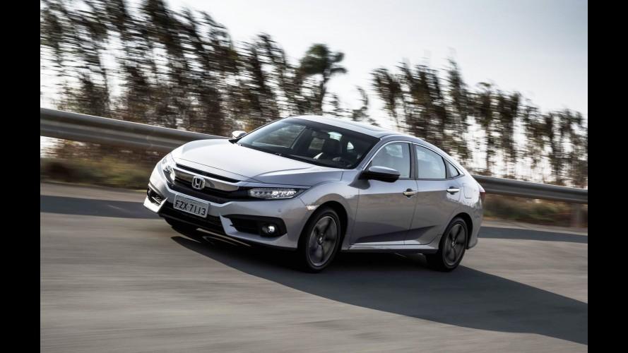 Semana CARPLACE: Novo Civic testado, Uno 3-cilindros, Golf 2017, câmbio de tripla embreagem e mais