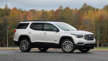2017 GMC Acadia: Review