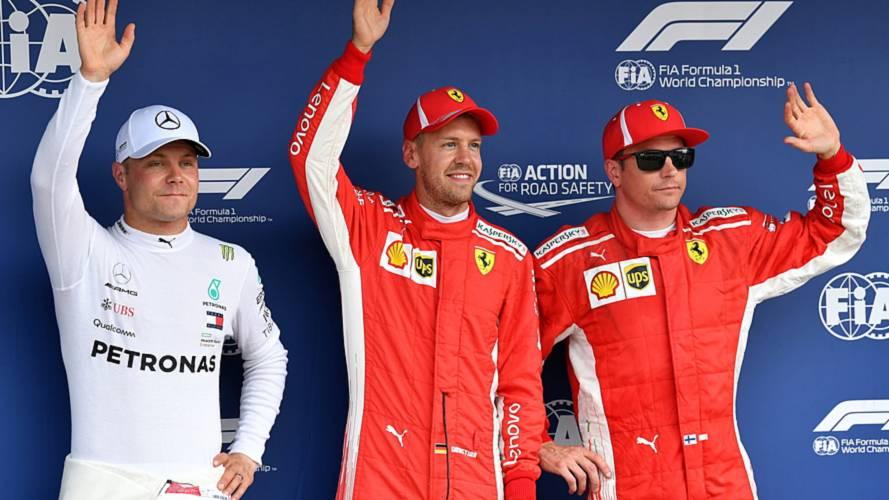 2018 Almanya GP: Sıralamalar olaylı geçti