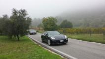 Porsche Panamera S E-Hybrid Challenge e Technolgy Workshop