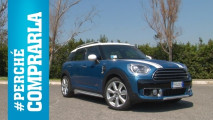 MINI Countryman, perché comprarla... e perché no [VIDEO]