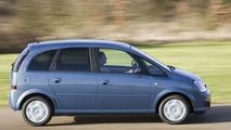 New Vauxhall Meriva