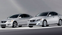 New Lexus GS430 and IS250