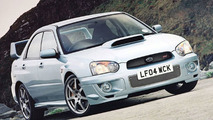 Subaru WRX STi WR1 Limited Edition