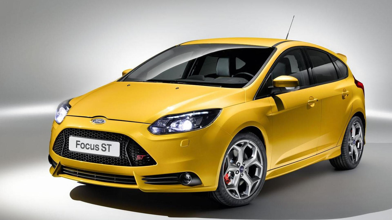 2012 Ford Focus ST - 13.9.2011