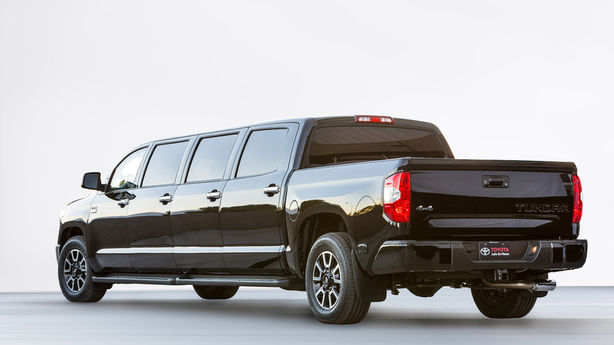 Toyota Tundrasine concept unveiled at SEMA with 8 doors