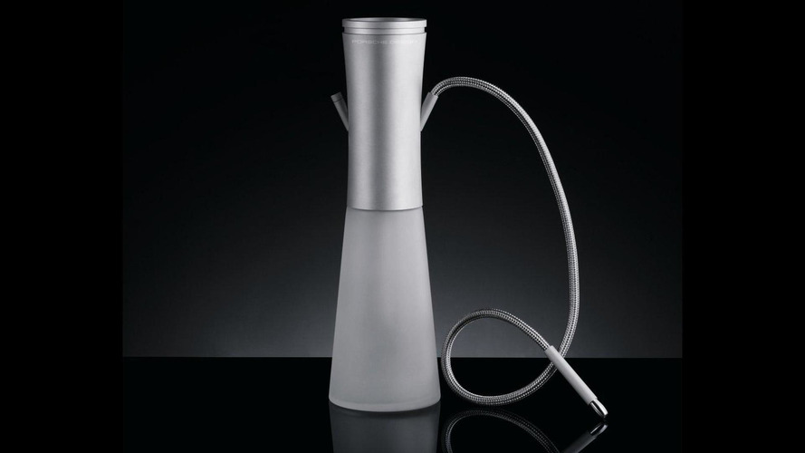 Porsche Design Shisha - smoke on the water