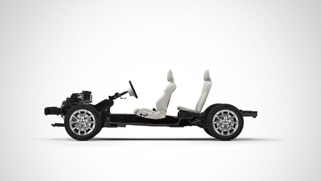 Volvo Compact Modular Architecture (CMA)