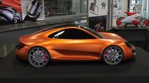 Future Porsche 911 design project by Alexander Kippes, 1000, 17.08.2011