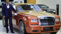 Rolls-Royce Phantom Coupe Tiger