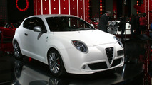 Alfa Romeo MiTo Quadrifoglio at 2009 Frankfurt Motor Show