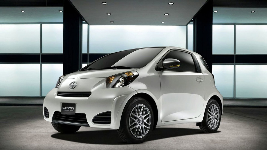 Scion exec confirms the iQ is getting the axe
