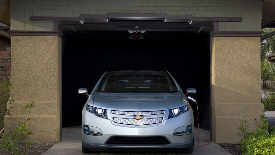 Chevy Volt to be sold alongside the Opel / Vauxhall Ampera in Europe