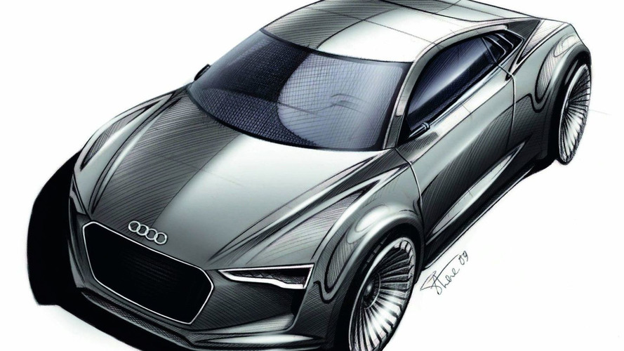Audi considering an entry-level sports car to slot below the TT - report