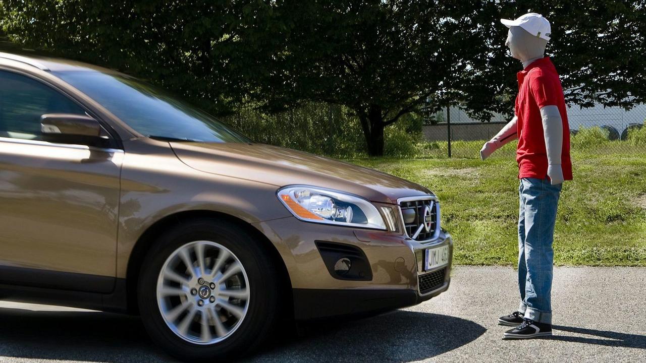 Volvo new crash test dummy Bob