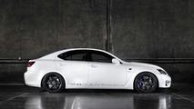 Lexus Sema 2008 IS F by MotorworldHype.com