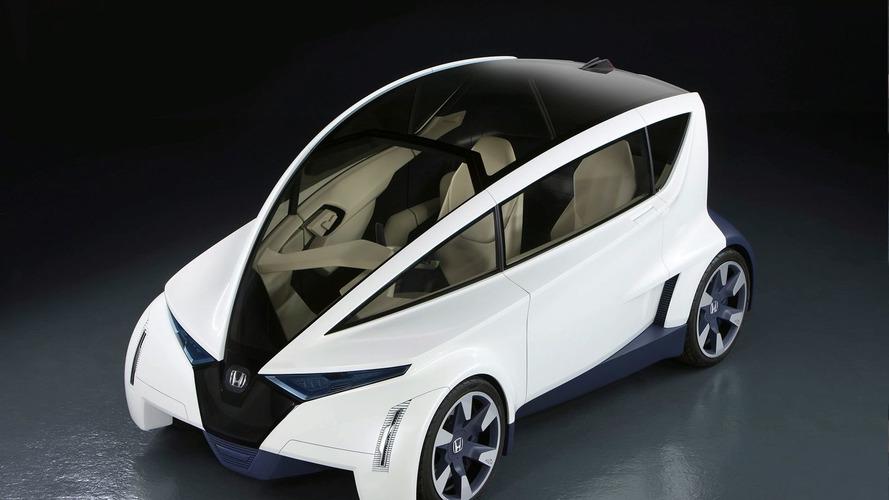 Honda Personal-Neo Urban Transport Concept unveiled in LA