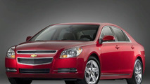 2008 Chevrolet Malibu: In Detail