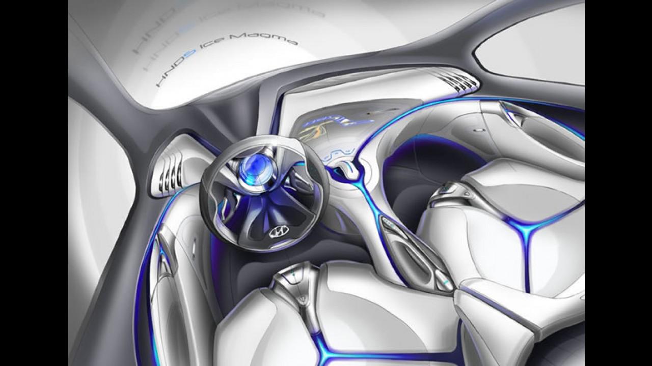 Salão de Frankfurt: Hyundai mostrará o híbrido ix Metro Concept 2009