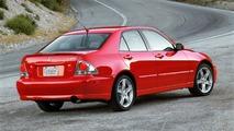 Lexus IS - 1 million