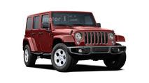 Jeep Wrangler 2018 render