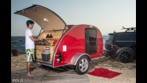 Mini Cowley Caravan