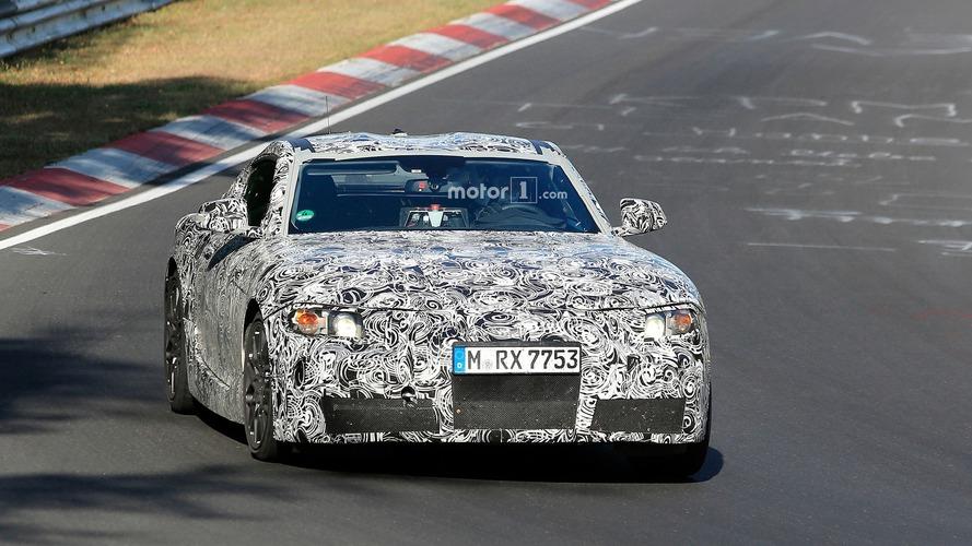 VIDÉO - La Toyota Supra 2018 se muscle sur le Nürburgring