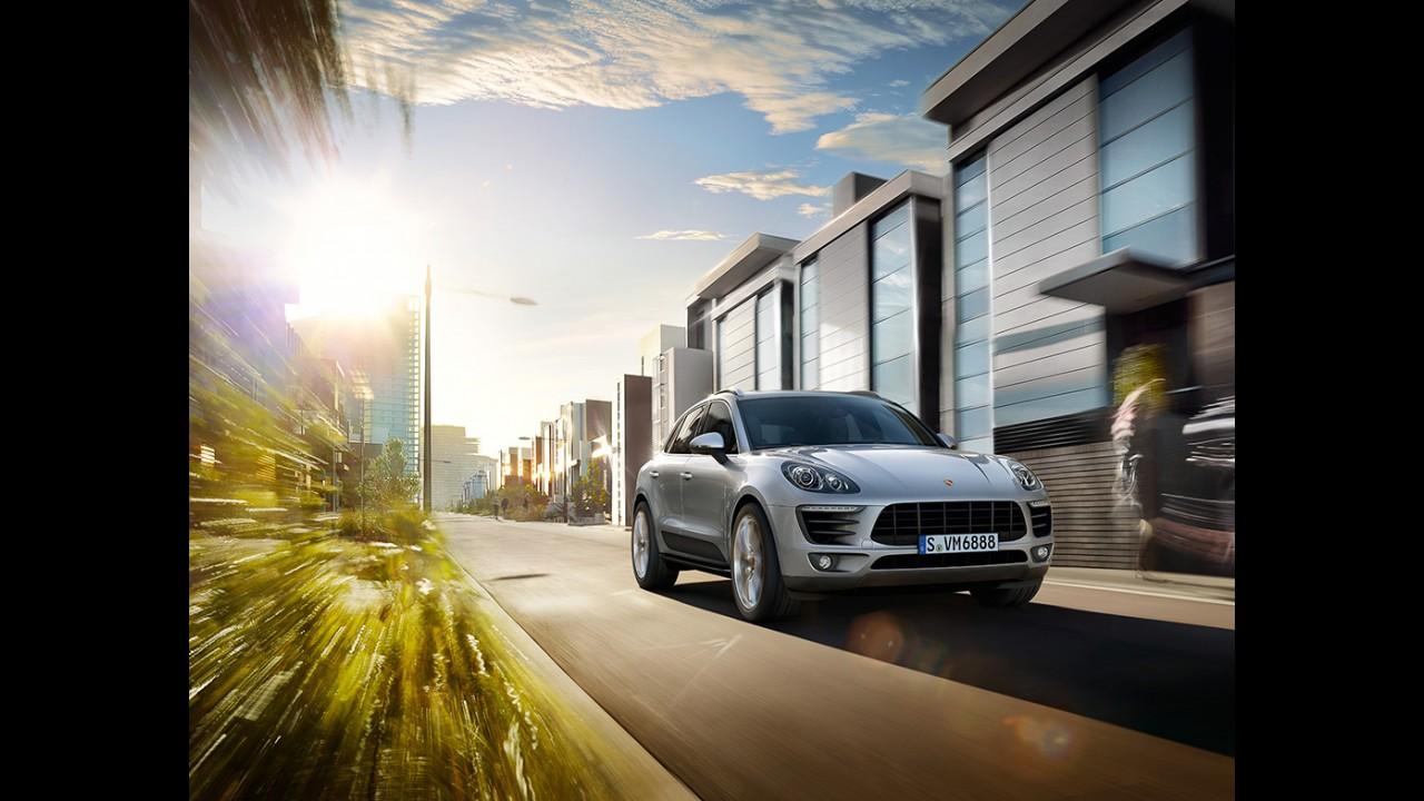 Yeni Porsche Macan ülkemize geldi