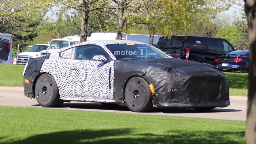Bu Ford Mustang bir GT500 olabilir