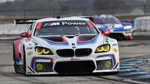 #25 BMW Team RLL BMW M6 GTLM- Bill Auberlen, Alexander Sims, Kuno Wittmer (1)