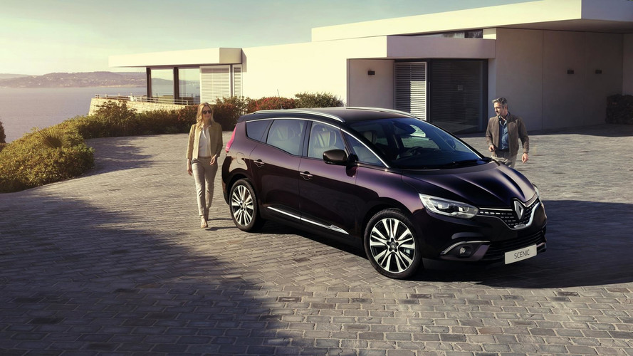 Renault Luxes Up Scenic, Grand Scenic With Initiale Paris Models