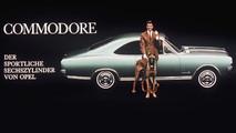 Opel Commodore 50. yıl
